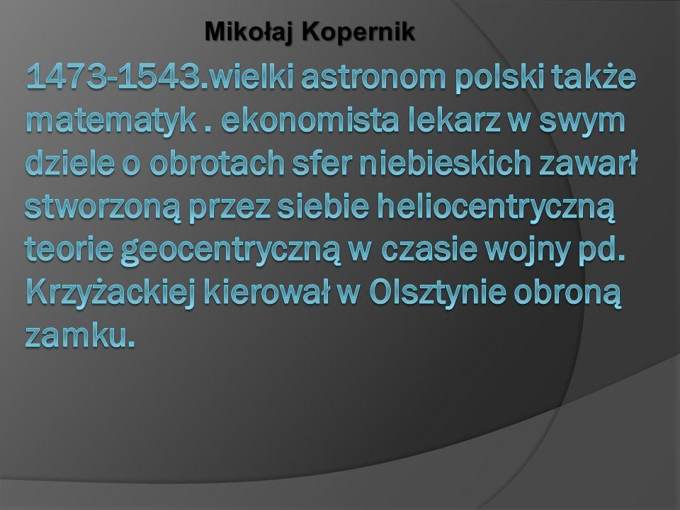 Mikołaj Kopernik