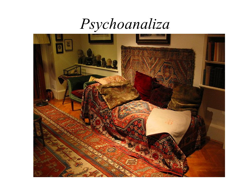 Psychoanaliza