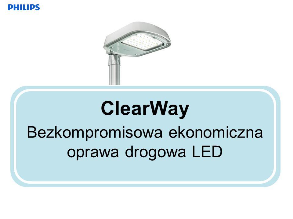 Bezkompromisowa ekonomiczna oprawa drogowa LED