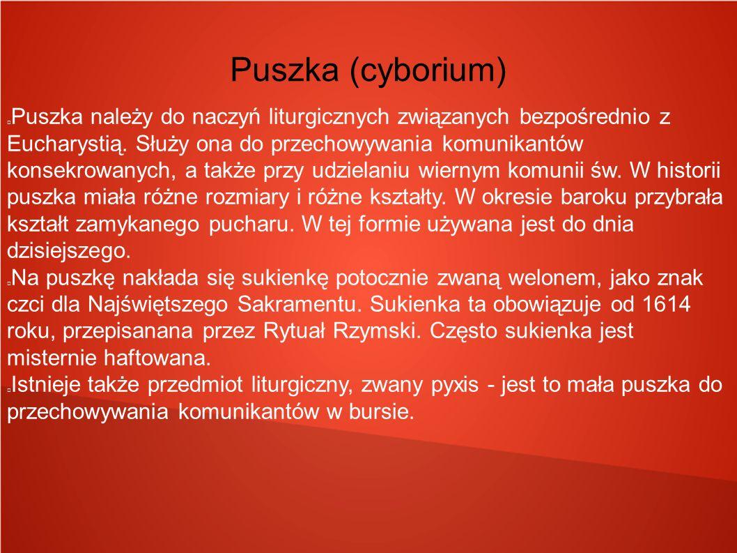 Puszka (cyborium)