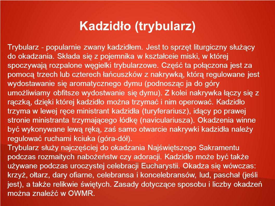 Kadzidło (trybularz)