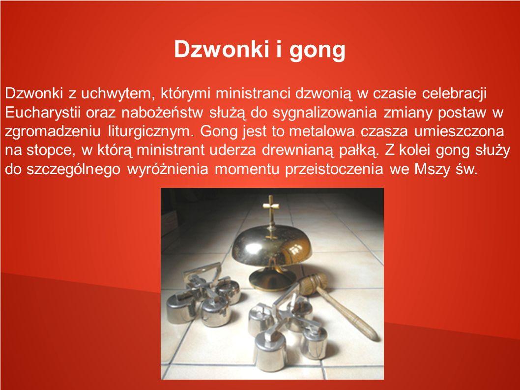 Dzwonki i gong