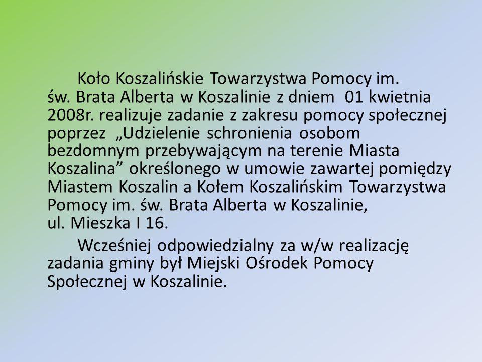 Koło Koszalińskie Towarzystwa Pomocy im. św