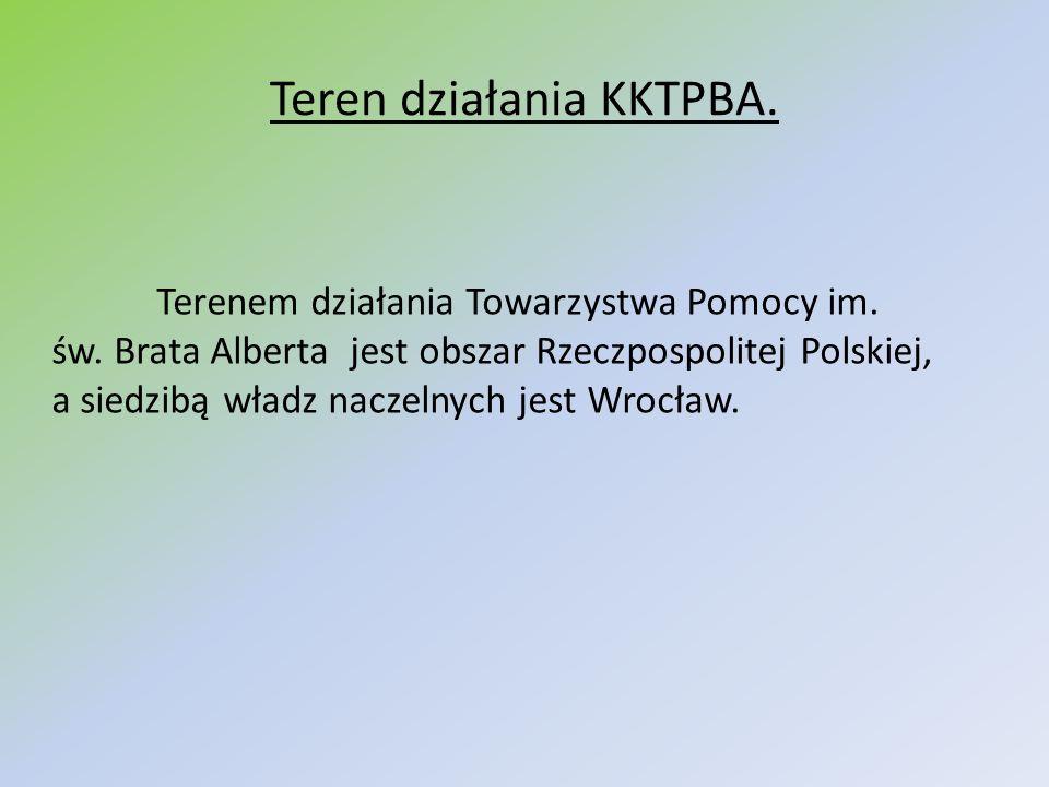 Teren działania KKTPBA.