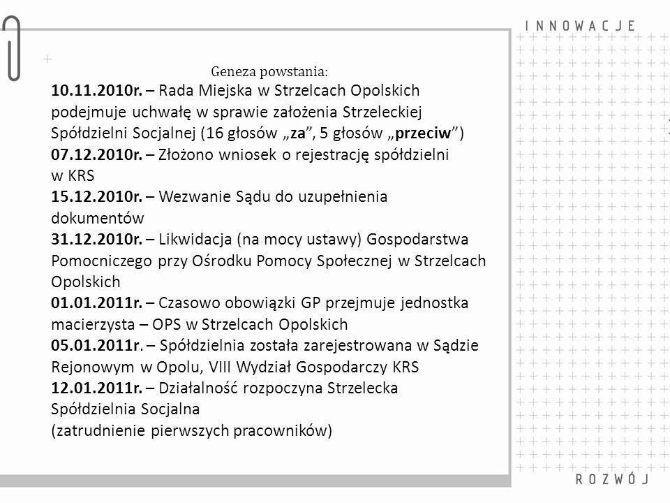 10.11.2010r. – Rada Miejska w Strzelcach Opolskich