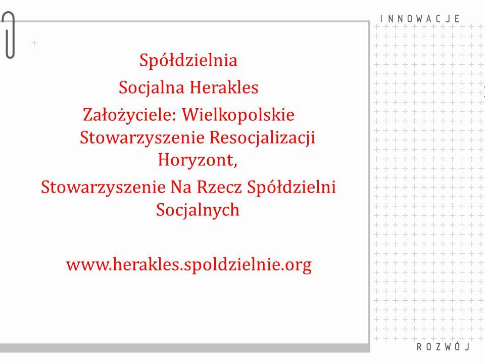 Założyciele: Wielkopolskie Stowarzyszenie Resocjalizacji Horyzont,