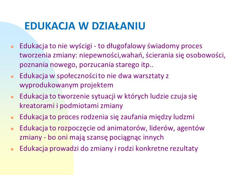 2017-03-28EDUKACJA W DZIAŁANIU.