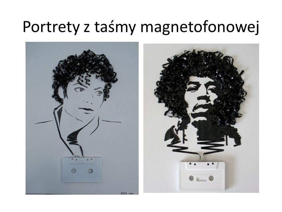 Portrety z taśmy magnetofonowej