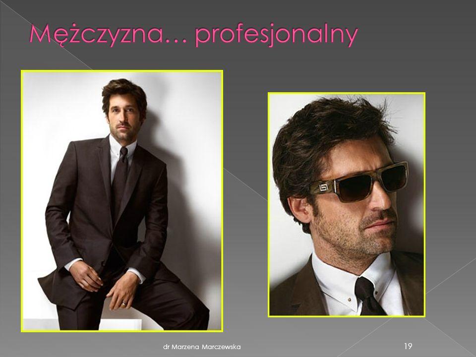 Mężczyzna… profesjonalny
