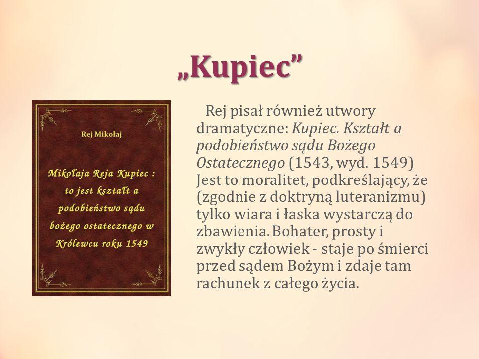 """""""Kupiec"""