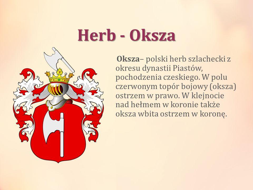 Herb - Oksza