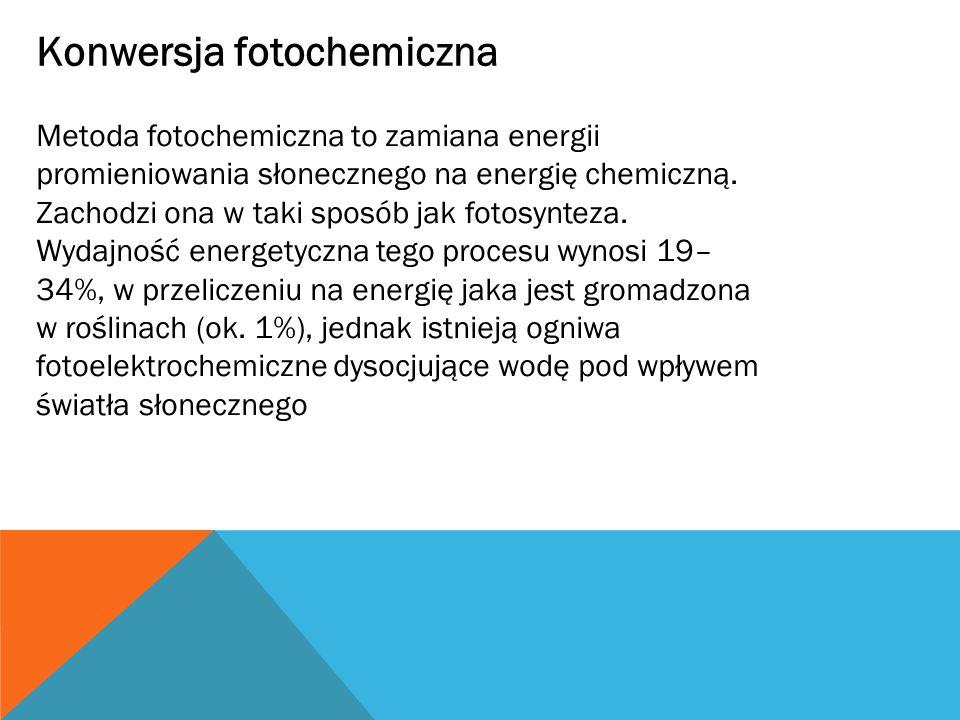 Konwersja fotochemiczna