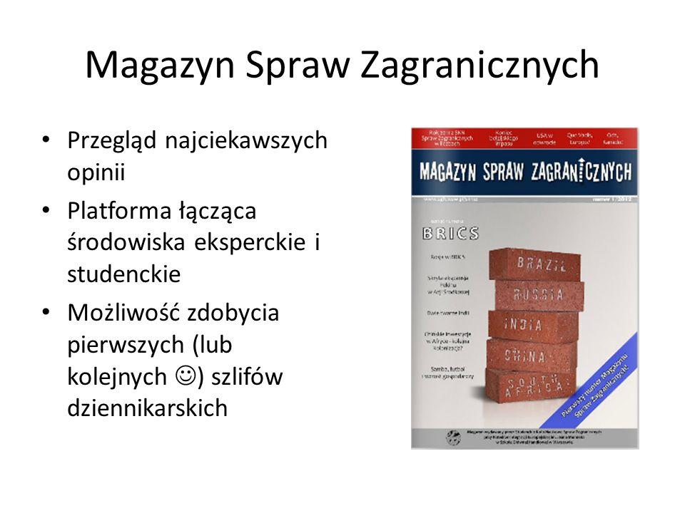 Magazyn Spraw Zagranicznych