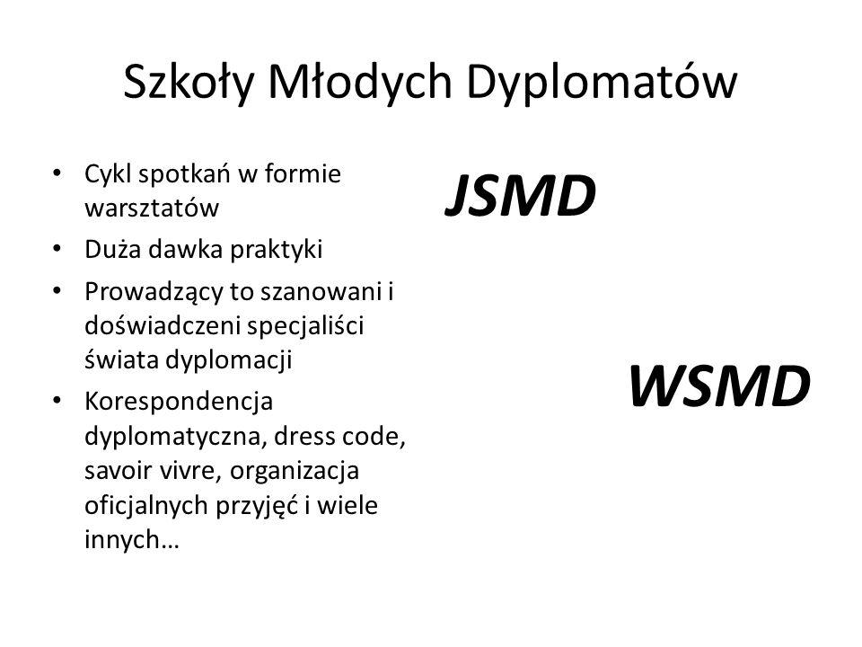 Szkoły Młodych Dyplomatów