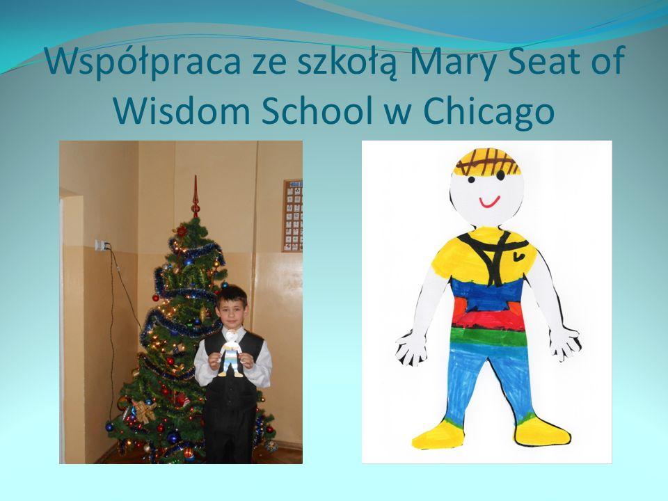 Współpraca ze szkołą Mary Seat of Wisdom School w Chicago