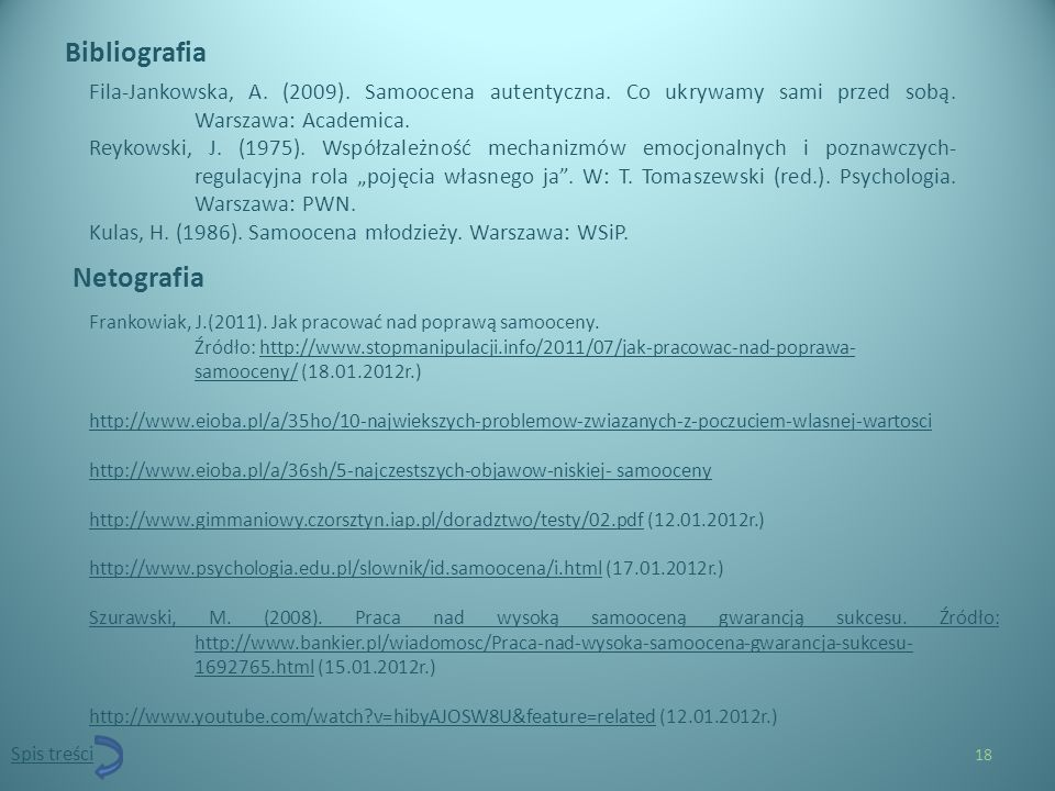 Bibliografia Netografia