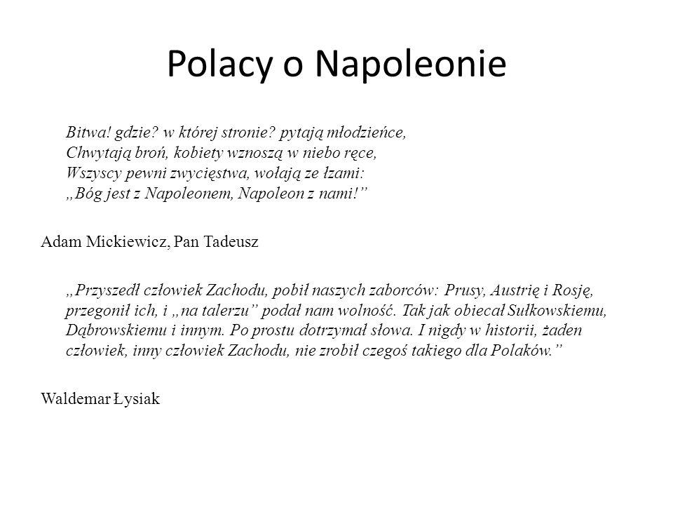 Polacy o Napoleonie