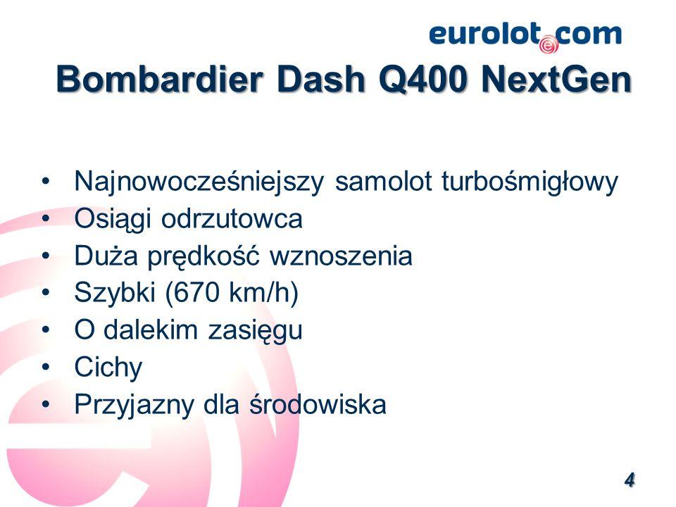 Bombardier Dash Q400 NextGen