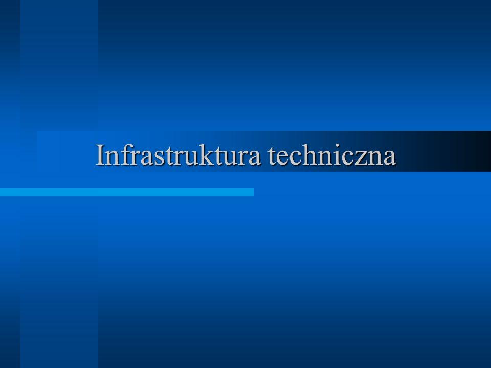 Infrastruktura techniczna
