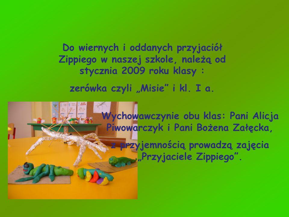 """zerówka czyli """"Misie i kl. I a."""