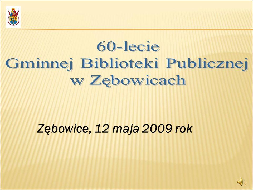 Gminnej Biblioteki Publicznej