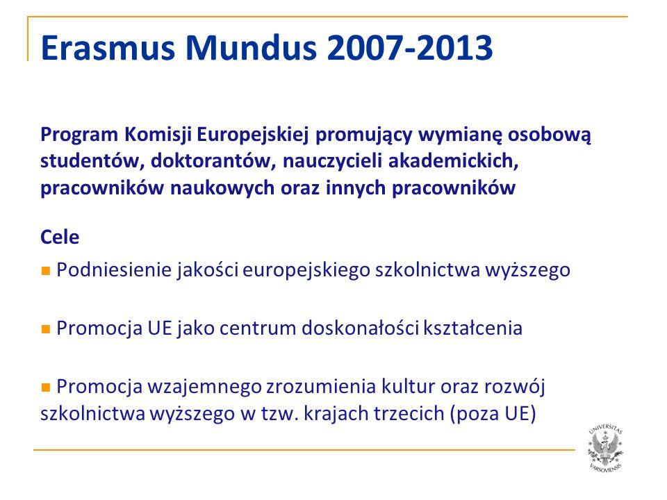 Erasmus Mundus 2007-2013