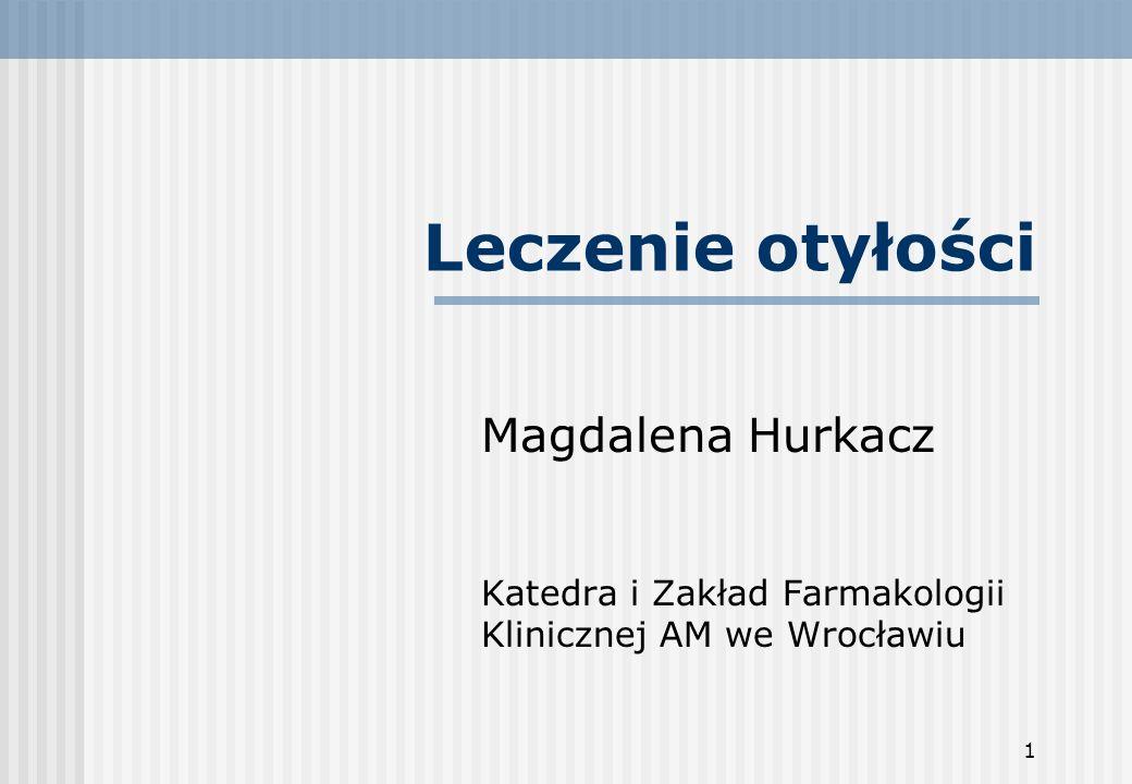 Leczenie otyłości Magdalena Hurkacz