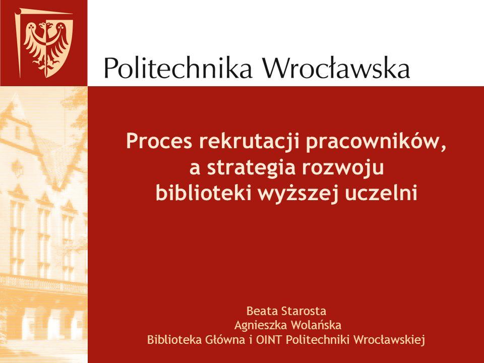 Biblioteka Główna i OINT Politechniki Wrocławskiej