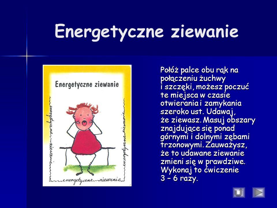 Energetyczne ziewanie