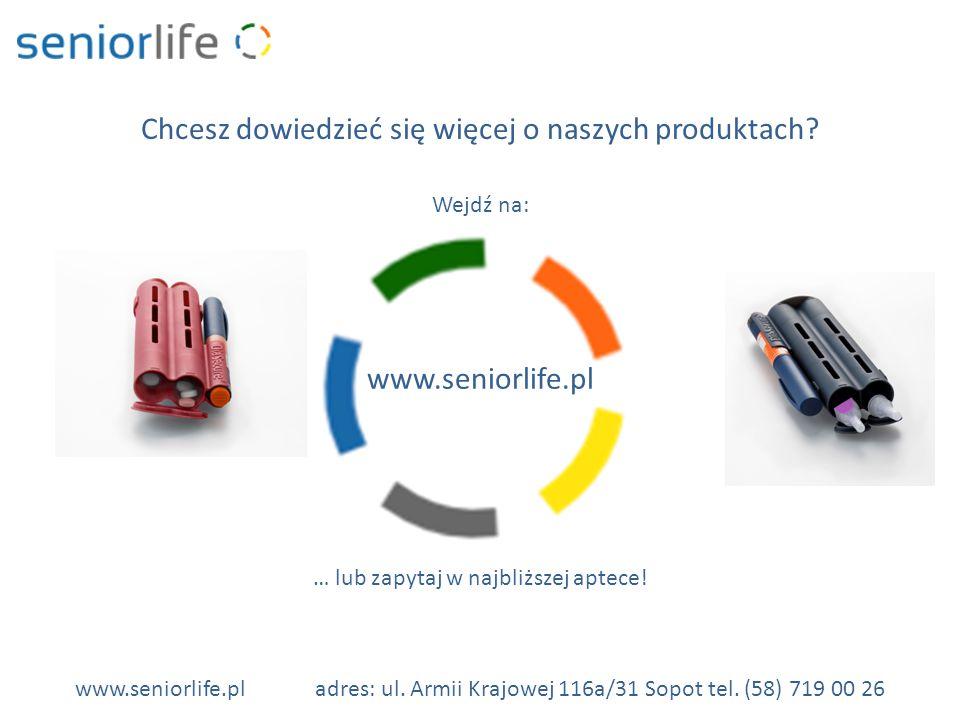 Chcesz dowiedzieć się więcej o naszych produktach