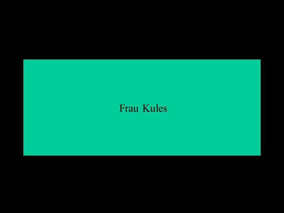sukces Frau Kules