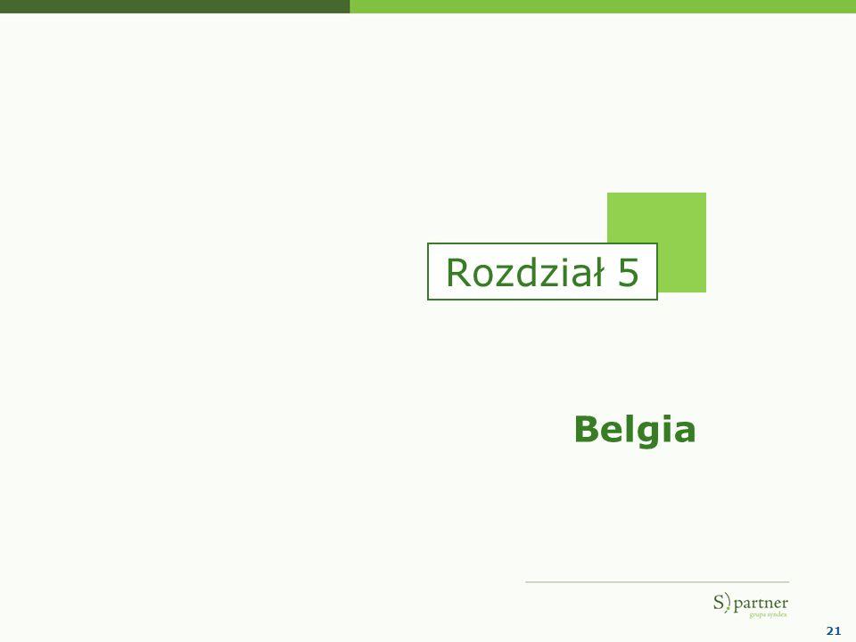 Rozdział 5 Belgia