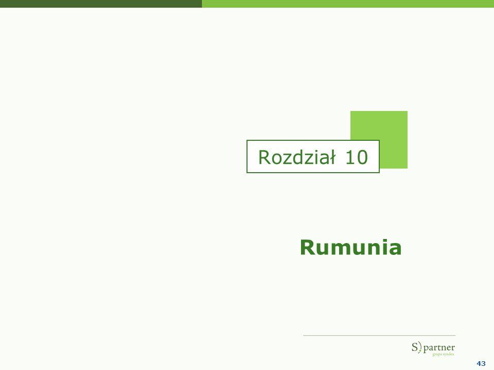 Rozdział 10 Rumunia