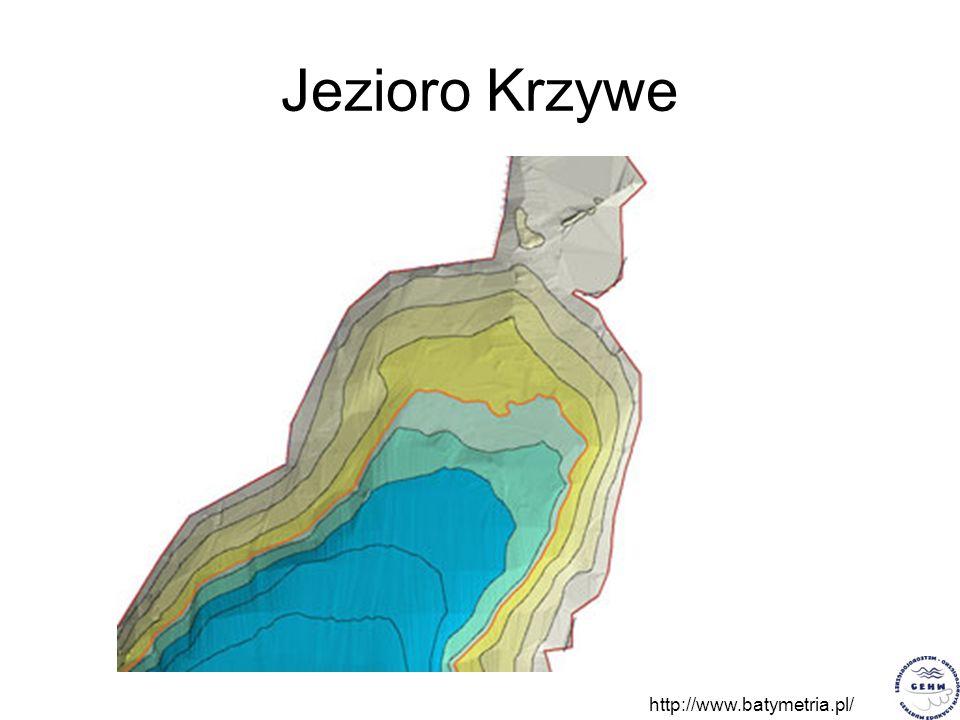 Jezioro Krzywe http://www.batymetria.pl/