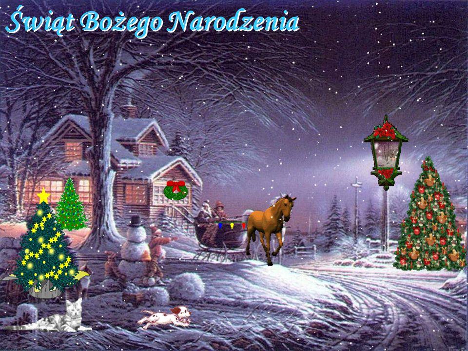 Świąt Bożego Narodzenia