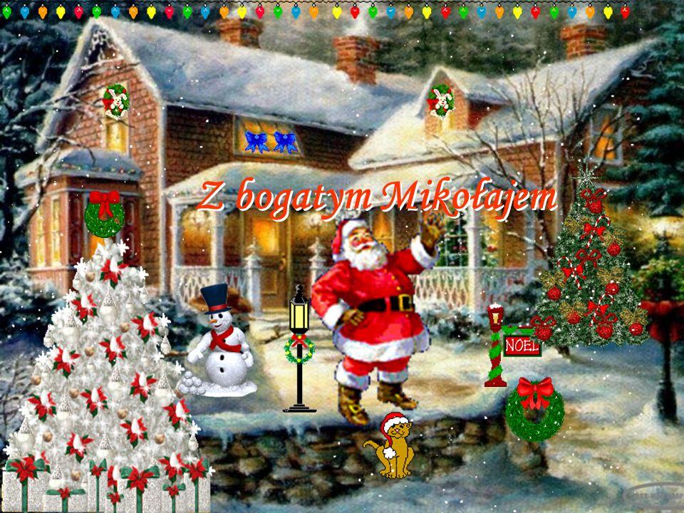 Z bogatym Mikołajem