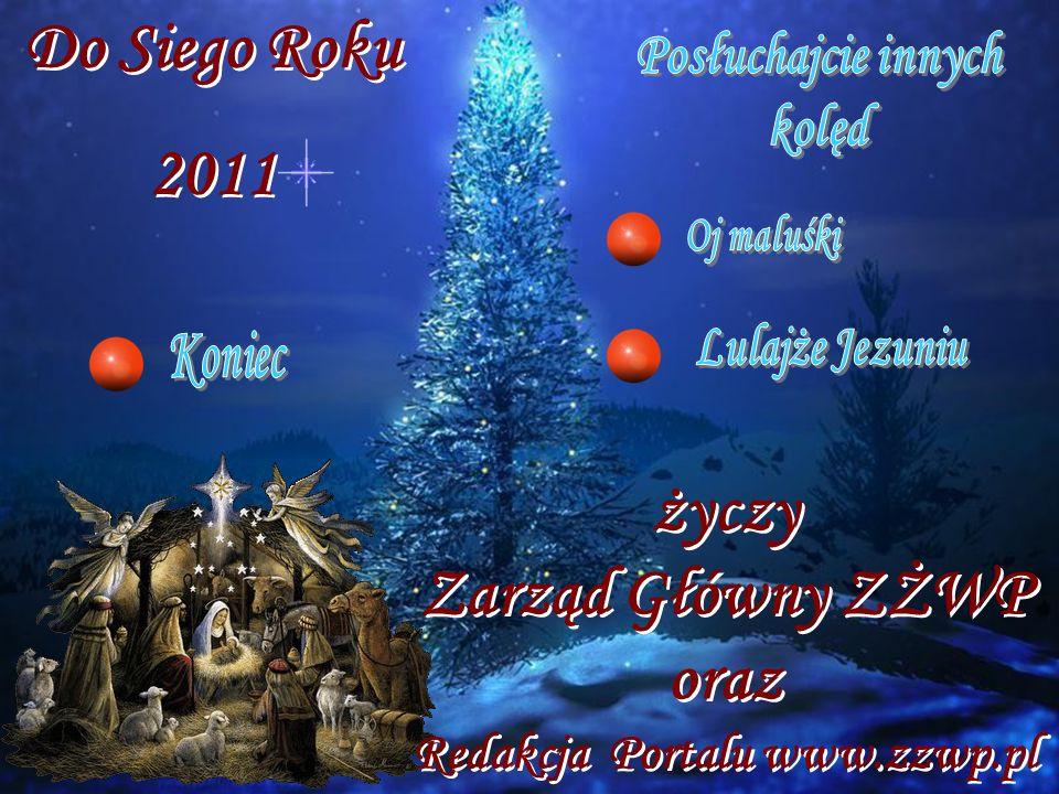 Zarząd Główny ZŻWP oraz Redakcja Portalu www.zzwp.pl