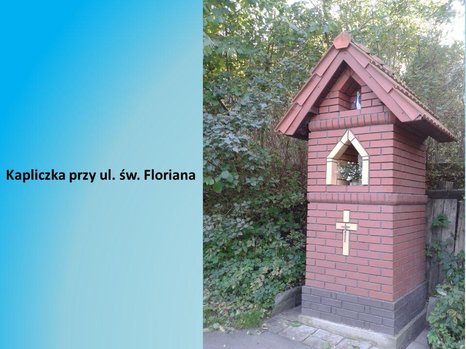 Kapliczka przy ul. św. Floriana