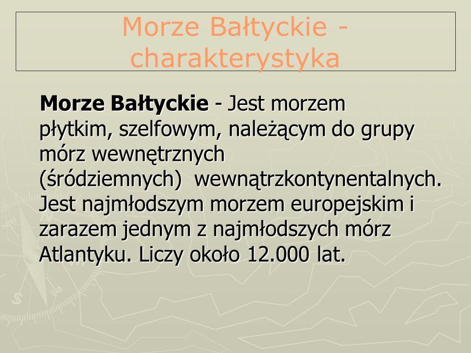 Morze Bałtyckie - charakterystyka