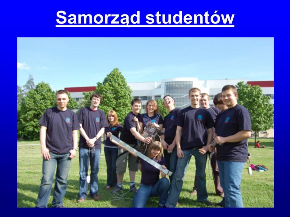 Samorząd studentów