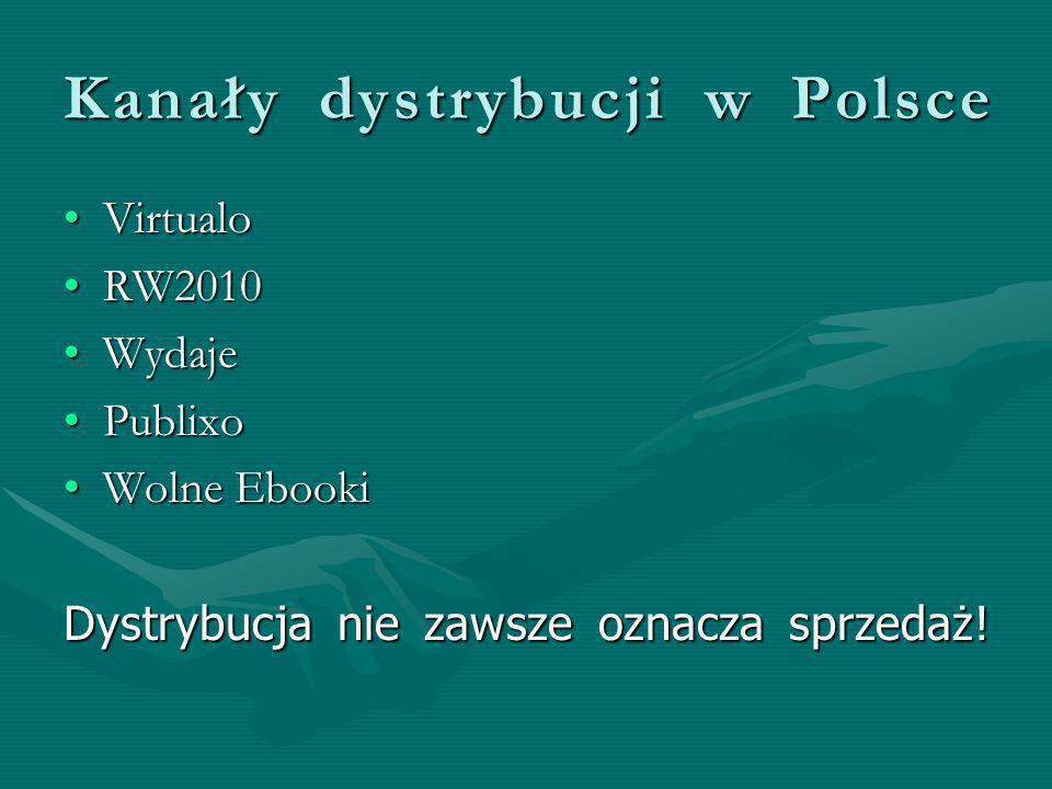 Kanały dystrybucji w Polsce