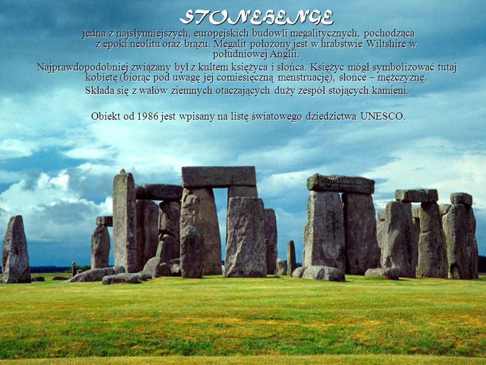 Obiekt od 1986 jest wpisany na listę światowego dziedzictwa UNESCO.