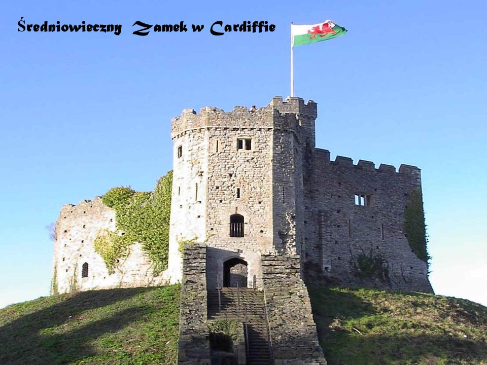 Średniowieczny Zamek w Cardiffie
