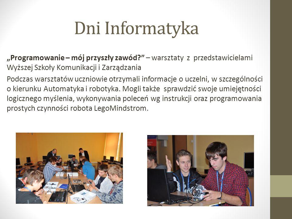 Dni Informatyka