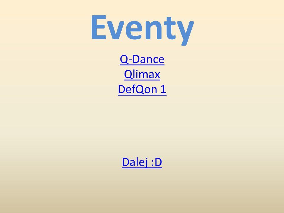 Q-Dance Qlimax DefQon 1 Dalej :D