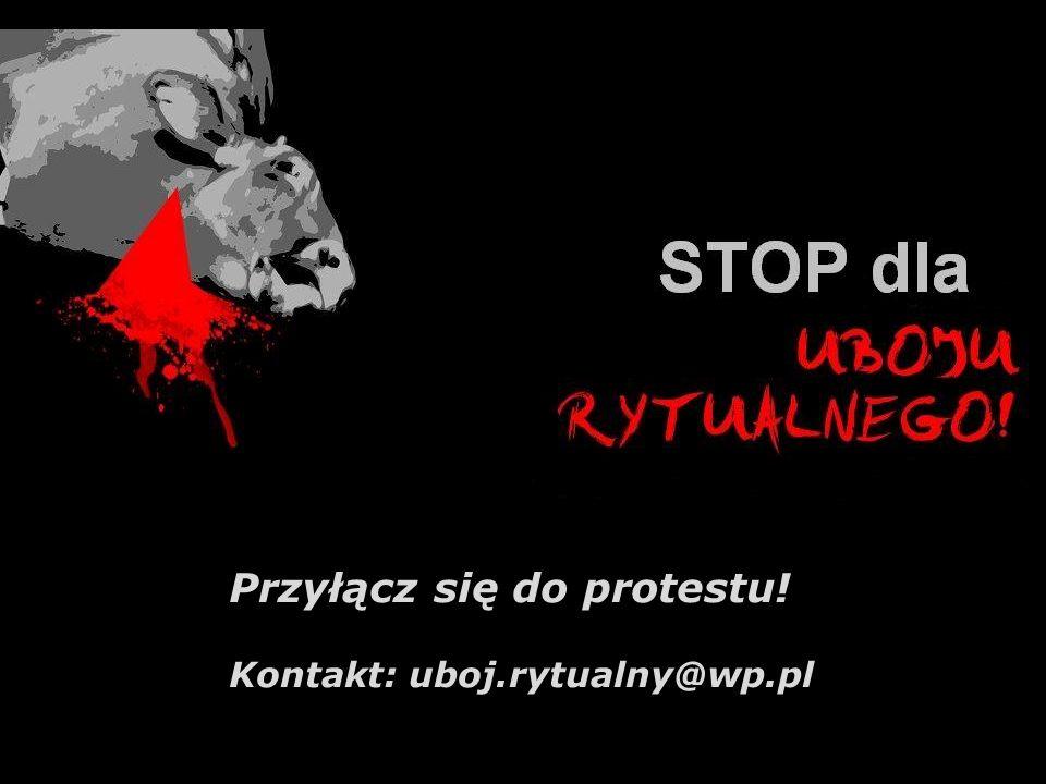 Przyłącz się do protestu!