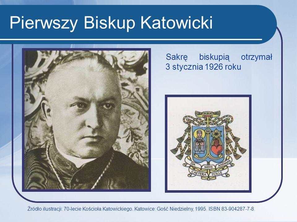 Pierwszy Biskup Katowicki