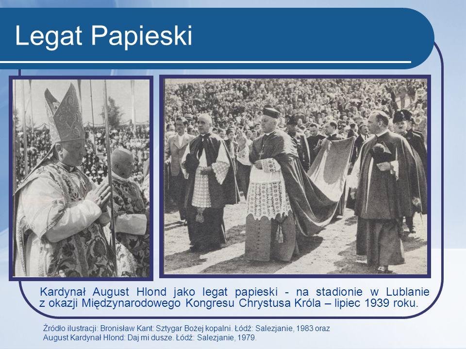 Legat Papieski
