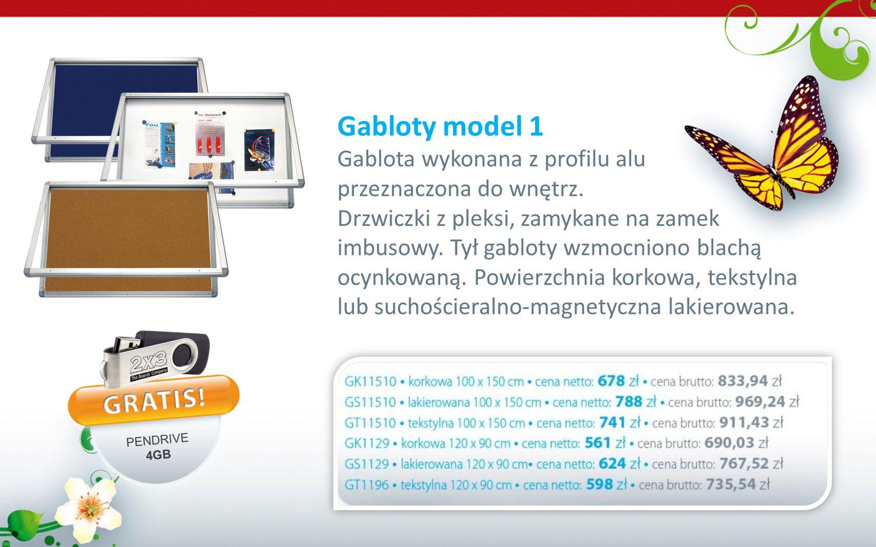Gabloty model 1