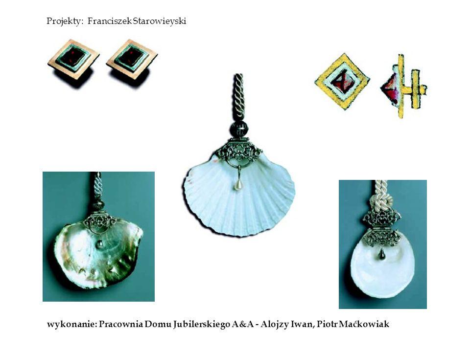 Projekty: Franciszek Starowieyski